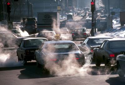 La contaminación del aire causa más ataques al corazón que la cocaína.