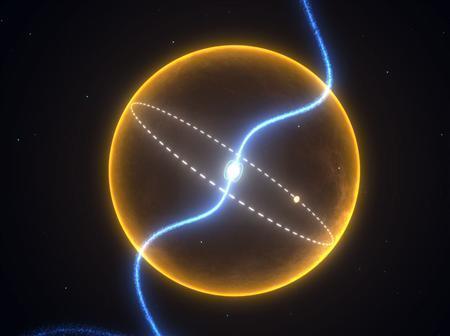 Descubierto un planeta de diamante