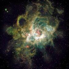 Galaxias en el Universo