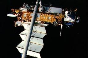 NASA revela lugar exacto en que cayó el satélite UARS