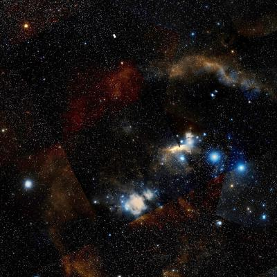 Herschel halla pruebas de la existencia de oxígeno molecular en el Universo.