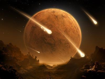 Lluvia de meteoritos 2011 preocupa a la NASA  .