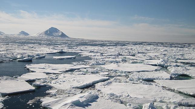 Los peligrosos efectos del cambio climático en el Ártico